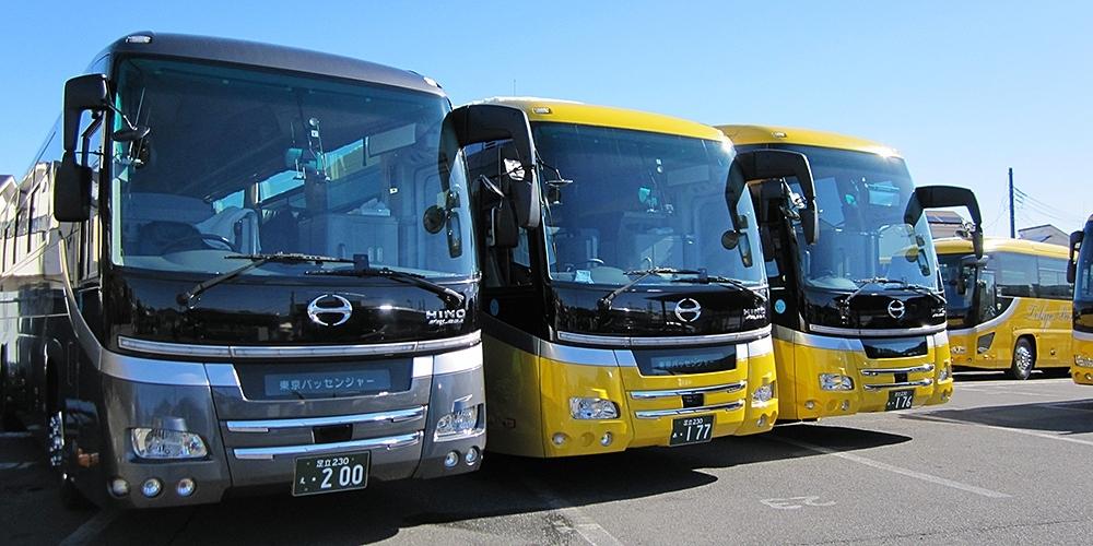 東京パッセンジャー株式会社 | バス業界特化型ドライバー求人のドラプロ